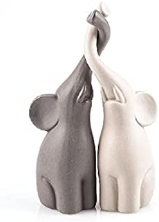 Pajoma 54837 Dos Elefantes Conjunto de 2 Altura de 255 cm