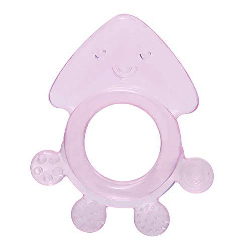Kongqiabona-UK Dents de bébé Dents de bébé Jouets Dents en Silicone Série de Dessin animé Dents en Silicone Bébé Tortue molaire Poulpe Jouets molaires