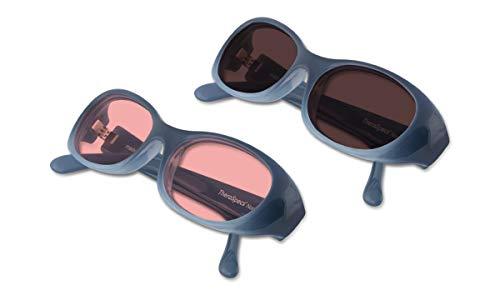 (Bundle) TheraSpecs Nora Blue Light Glasses for Migraine, Light Sensitivity