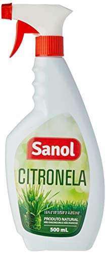 Citronela Gatilho Sanol Dog 500ml