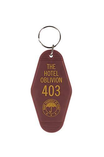Dark Horse Deluxe The Umbrella Academy: Hotel Oblivion Keychain