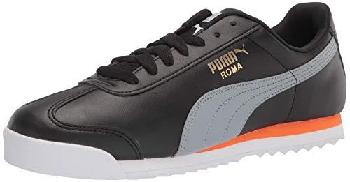 PUMA Roma Basic, Zapatillas Hombre, Black Quarry, 37 EU
