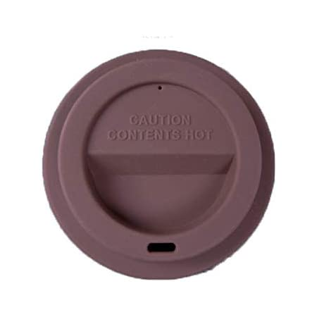 シリコン リッド 選べる5色 マグカップ タンブラー フタ 蓋 ふた ほこりよけ 保温 カフェ 可 ラッピング不可 ブラウン