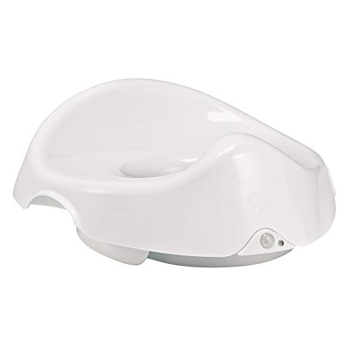 The First Years Light Up Potty Ring, White
