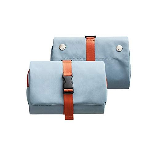 Vians Beauty case da appendere per uomo e donna, borsa per cosmetici, grande da uomo e da donna, per valigia e bagaglio a mano, borsa da viaggio, Tromba rosa., 19*3.5*11cm,