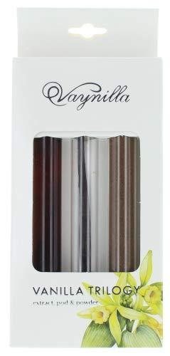 Vanilla Trilogy - Bourbon Vanille Feinschmecker Geschenkset
