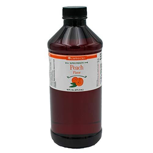 LorAnn Peach SS Flavor, 16 ounce bottle