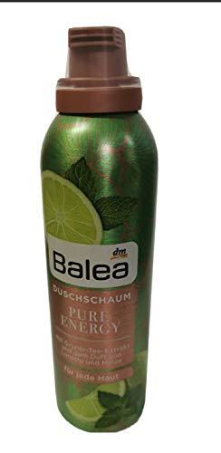 Balea Duschschaum Pure Energy für jeden Hauttyp