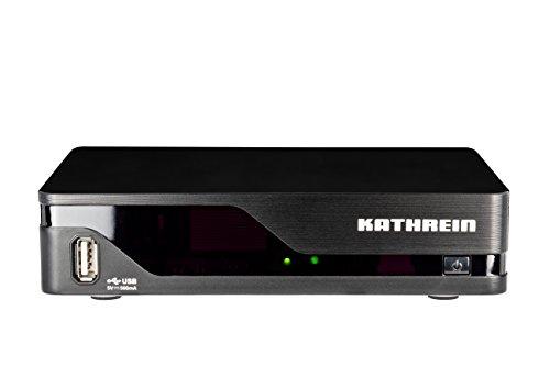 Kathrein 20210241 UFT 930sw DVB-T2 Receiver, schwarz