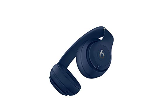 BeatsStudio3Wirelessワイヤレスノイズキャンセリングヘッドホン-ブルー