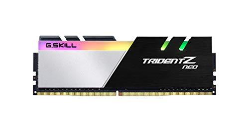 G.Skill Trident Z Neo F4-3600C16D-64GTZN memoria 64 GB 2 x 32 GB DDR4 3600 MHz