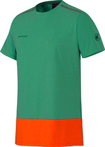 Mammut Trovat Advanced T-Shirt Serpentine/d'orange L
