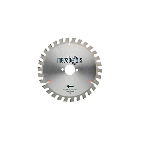 Sidamo - Lame carbure MULTICUT D. 250 x 3 x 30 mm Z 42 Alt. - Bois/Panneaux/Alu/Plastique - 905136 - Sidamo