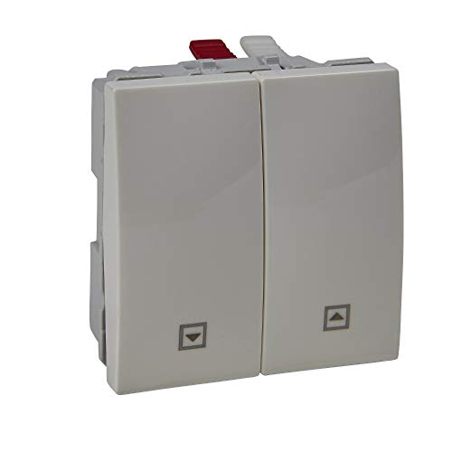 Interruptor para persiana, 10A (Schneider Electric MGU3.208.25)