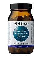 Viridian - Potassium Magnesium Citrate: 90 Veg Caps