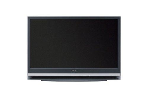 Sony Bravia KDF-E 50 A 11 E 127 cm (50 Zoll) 16:9 HD-Ready LCD-Fernseher mit integriertem DVB-T Receiver und einem PC-Anschluß schwarz