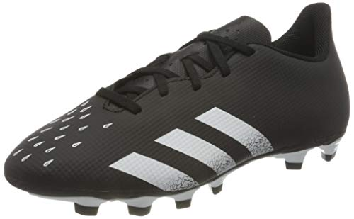 adidas Unisex Predator Freak .4 Fxg Fußballschuh, Core Black Cloud White Core Black, Large EU