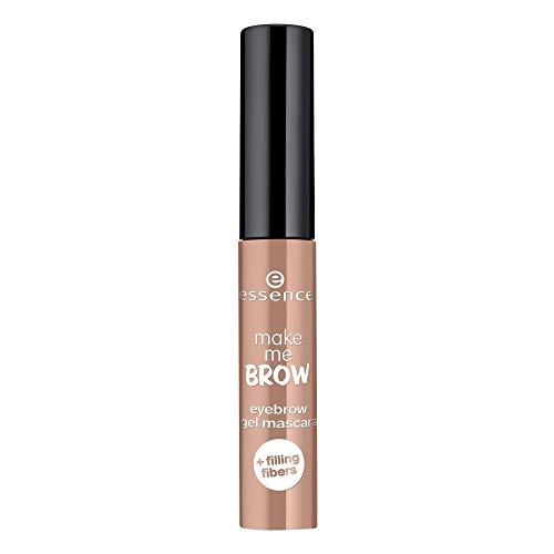essence - Augenbrauen Gel - make me brow - eyebrow gel mascara 01 - blondy brows