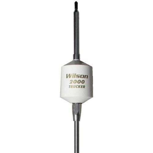 WILSON 305-497 3500-Watt Trucker Antenna (White)