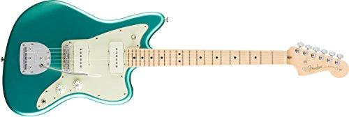 Fender エレキギター American Pro Jazzmaster®, Maple Fingerboard, Mystic Seafoam