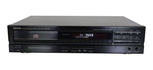 Denon DCD-680 CD Spieler in schwarz