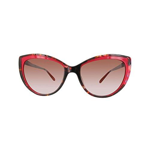 Missoni MI829 col.02 tartarugato rosso occhiale da sole donna
