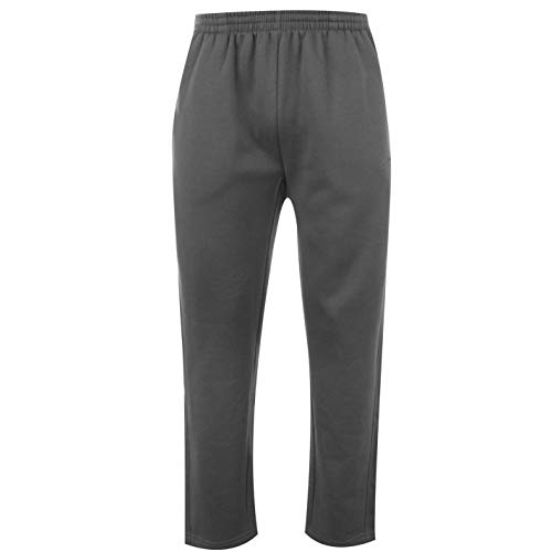 Slazenger Open Hem Fleece joggingbroek of manchetten