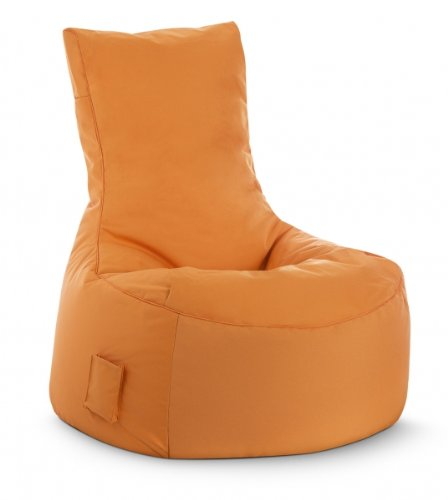 SITTING POINT only by MAGMA Sitzsack Scuba Swing orange