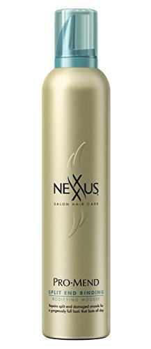 NEXXUS Pro-Mend Bodifying Mousse, 9 Ounce