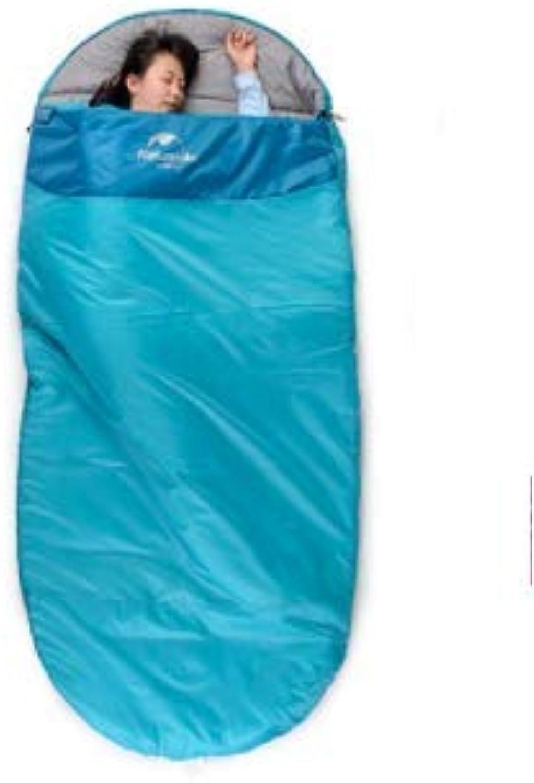 Amio Frühling, Sommer, Herbst und Winter Outdoor-Saison Camping dicken warmen tragbaren Einzelschlafsack 1.6kg