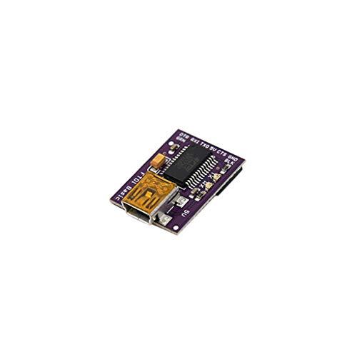 DEV-10275 , LilyPad FTDI Basic Breakout - 5V SparkFun