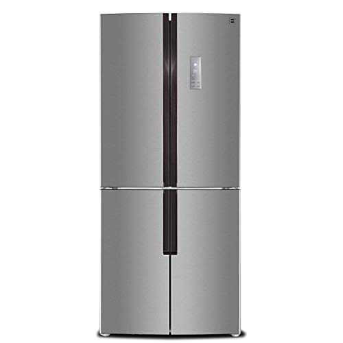 RCA RFR1500 Refrigerator, 15 cu ft, Stainless