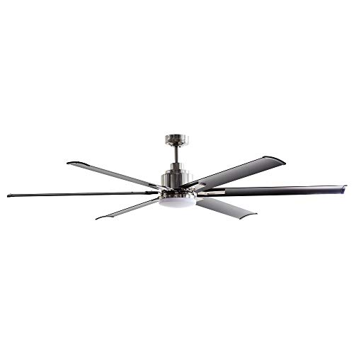 Ceiling Fan with Remote Modern Ceiling Fan with Lights LED,...