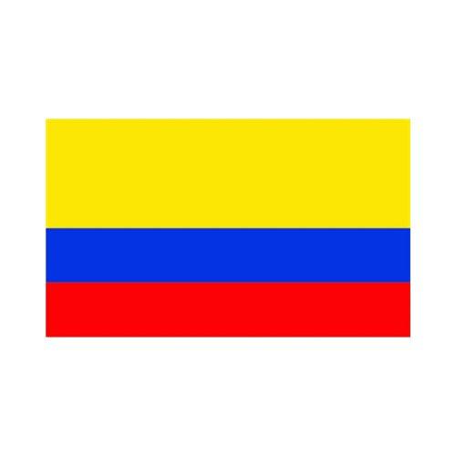 Colombie fahnenMax drapeau 90 x 150 cm