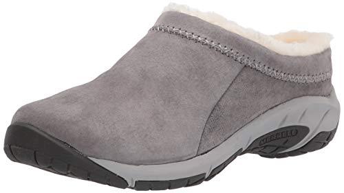 Merrell Women's Encore ICE 4 Sneaker, Charcoal, 8.5 M US