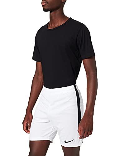 Nike, Dry Hertha Ii, Kurze Fußball-Shorts, Weiß/Schwarz/Schwarz, S, Mann