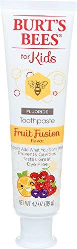 Burt's Bees Children's Toothpaste Fluoride Free Toothpaste
