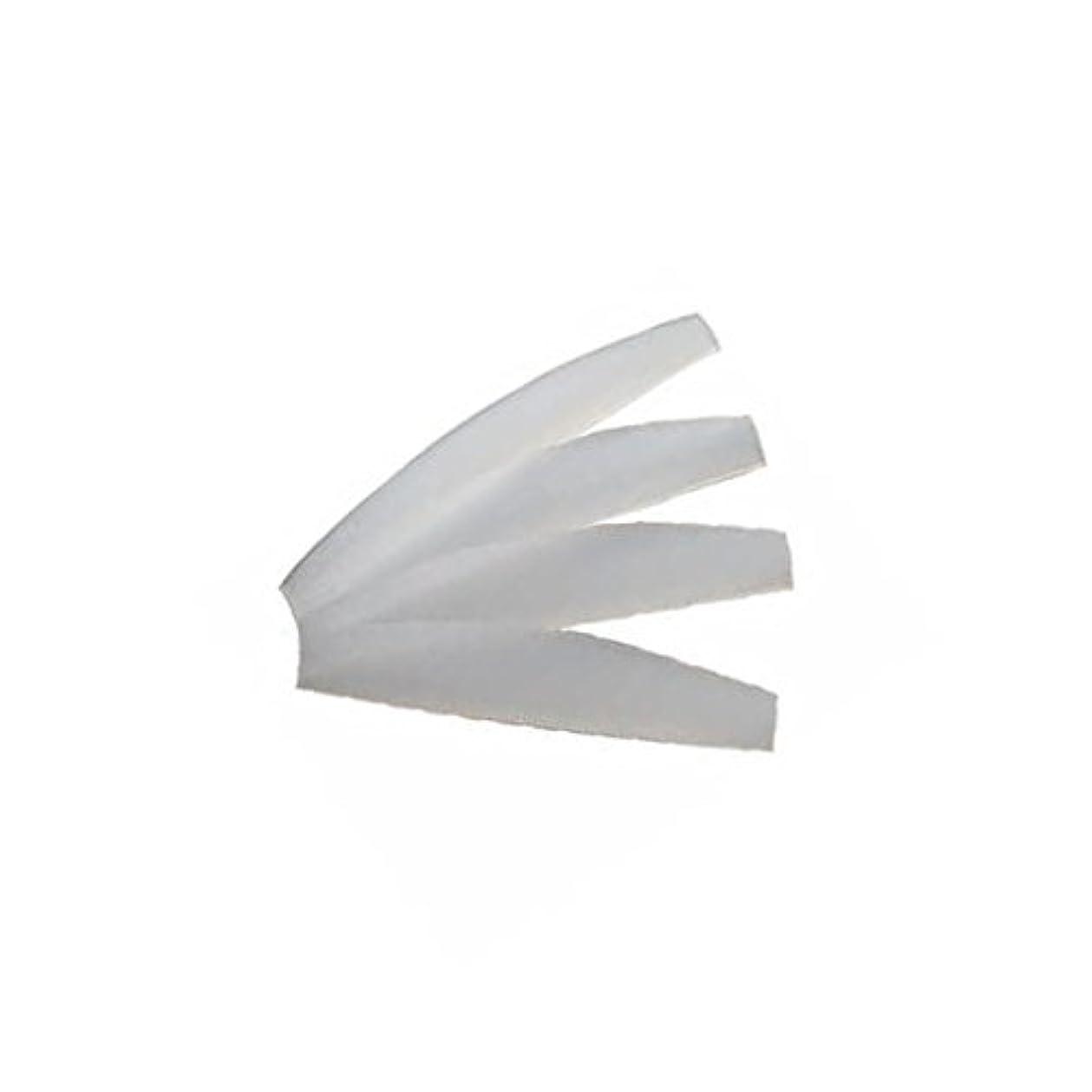 劇的レーダー練習した< CKL > 万能シリコンロット S 幅49×奥行9×高さ0.5~1.5mm 20枚 [ まつげカール まつげパーマロッド シリコンロット まつげエクステ まつ毛エクステ まつエク マツエク ]