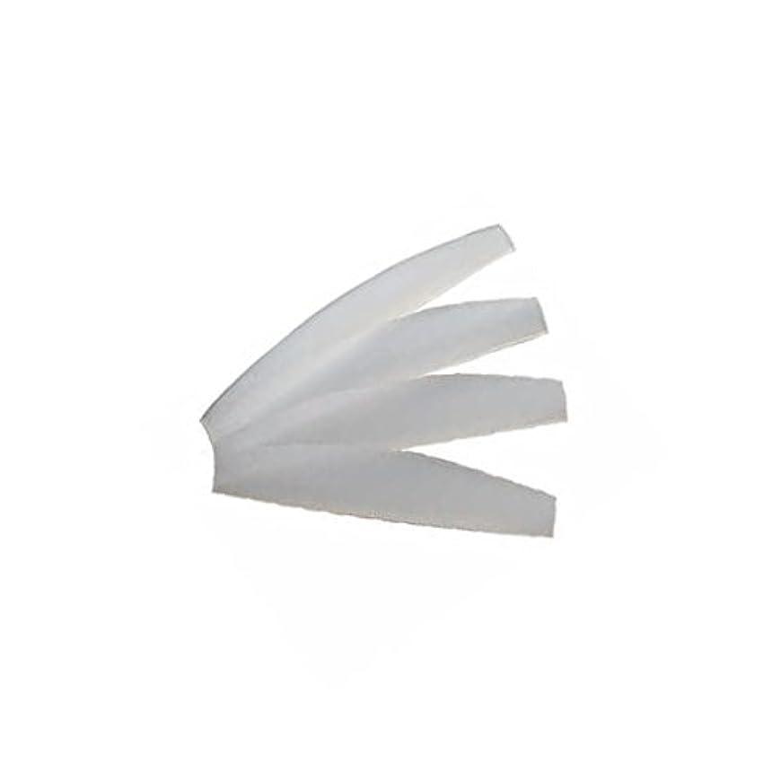 浸透する手綱塩辛い< CKL > 万能シリコンロット L 幅49×奥行9×高さ1.5~2.5mm 20枚 [ まつげカール まつげパーマロッド シリコンロット まつげエクステ まつ毛エクステ まつエク マツエク ]