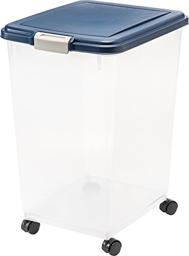 IRIS Airtight Food Storage Container, 54-Pounds, No Scoop