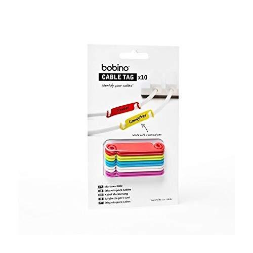 bobino CATAG1 Kabelkennzeichnung, Mehrfarbig