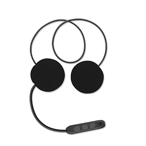 Beaurce Motorrad Bluetooth Helm Kopfhörer Helm Intercom Headset Motorrad Kommunikationssystem