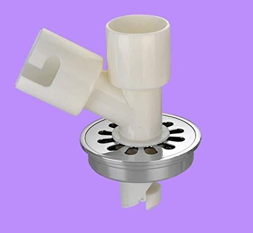 Rmbearmoni afvoer Haivis rond, deodorant, voetafvoer, koper, renovatie, wasmachine, controle van de parasieten, 40 pipeline, diameter van het leidingwater 9 cm
