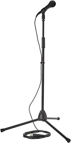 Kit Shure PGA58BTS PG AlTA para Directos con Micrófono Dinámico Cardioide PGA58, Trípode y Cable XLR a XLR