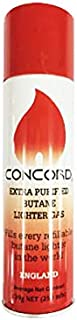Concord Extra Purified Butane Lighter Gas Refill 250 ml