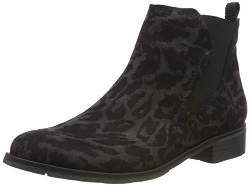 MARCO TOZZI Damen 2-2-25321-33 Chelsea Boots, Grau (Dk.Grey Multi 241), 39 EU