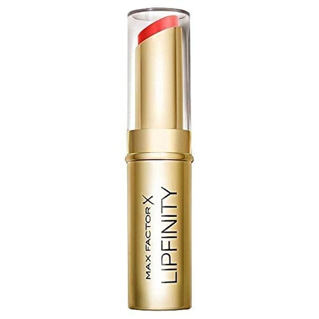 証人習熟度有益[Max Factor ] 長い口紅だけの豪華持続マックスファクターLipfinity - Max Factor Lipfinity Long Lasting Lipstick Just Deluxe [並行輸入品]