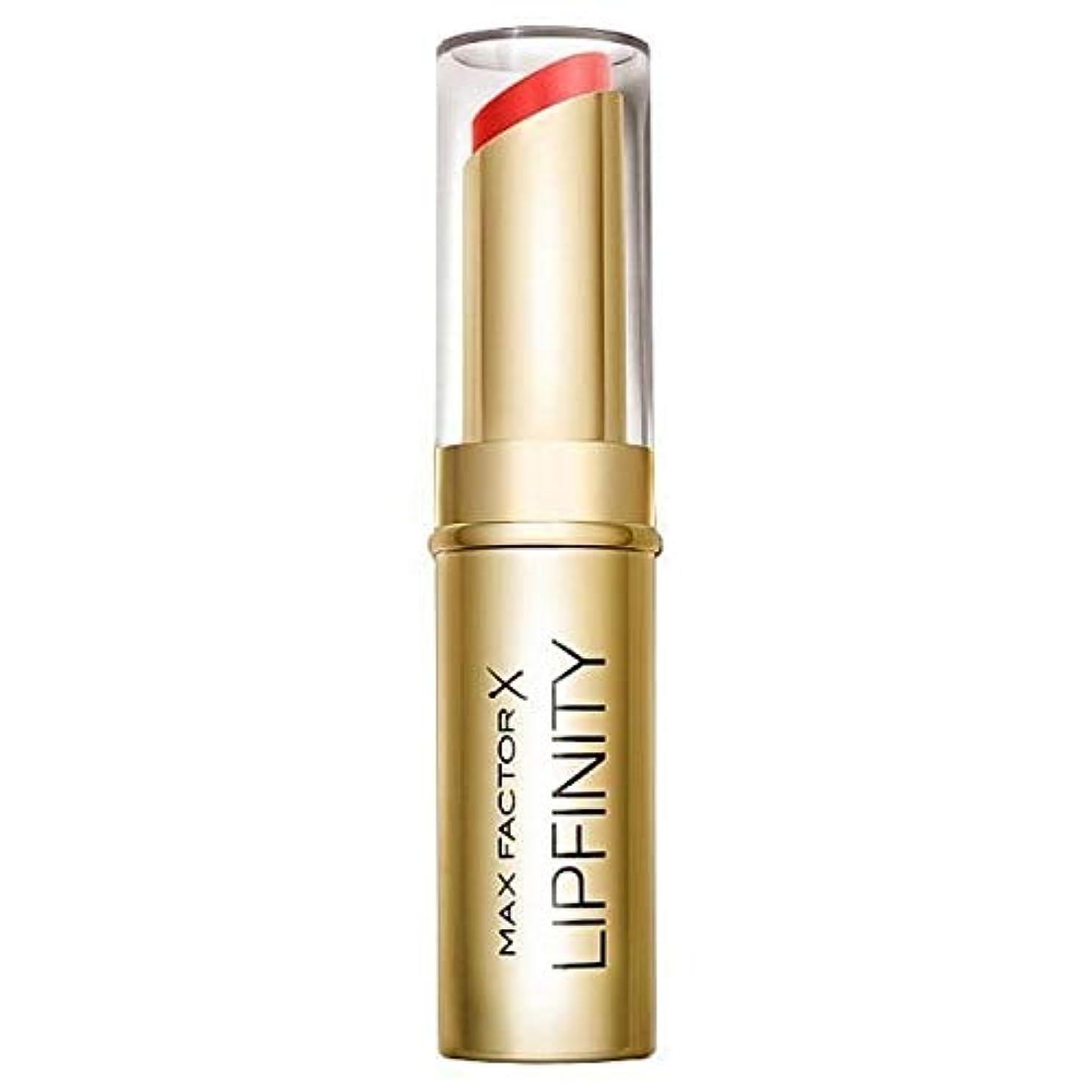 痴漢サイレン完璧な[Max Factor ] 長い口紅だけの豪華持続マックスファクターLipfinity - Max Factor Lipfinity Long Lasting Lipstick Just Deluxe [並行輸入品]