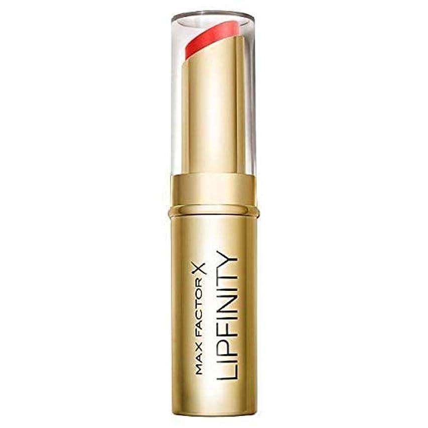 運動するコンパイル圧縮[Max Factor ] 長い口紅だけの豪華持続マックスファクターLipfinity - Max Factor Lipfinity Long Lasting Lipstick Just Deluxe [並行輸入品]