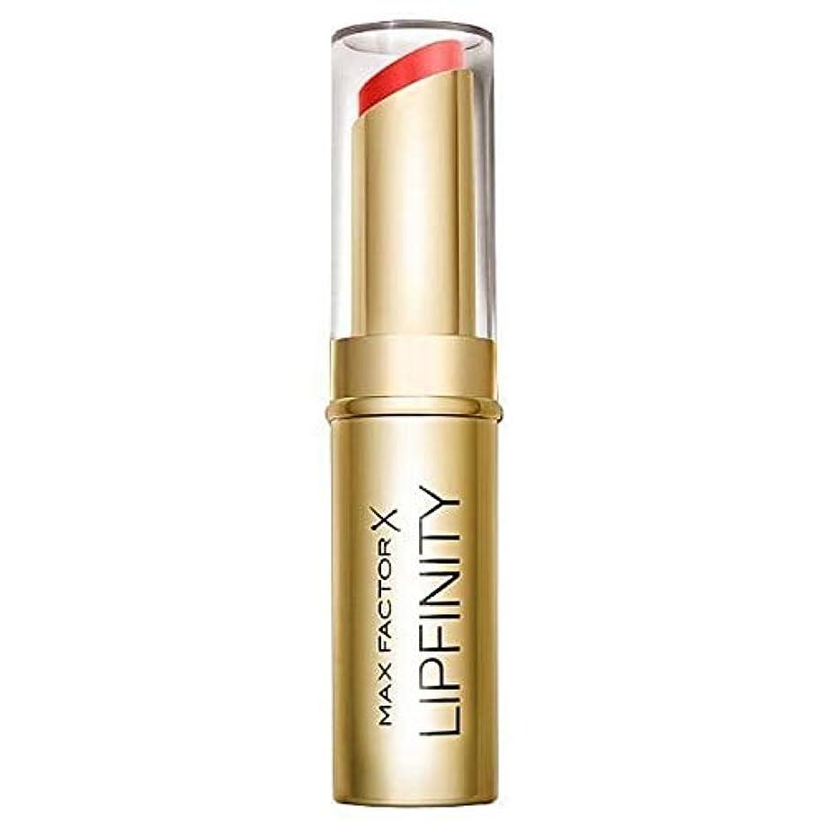 思い出させる超えてソフトウェア[Max Factor ] 長い口紅だけの豪華持続マックスファクターLipfinity - Max Factor Lipfinity Long Lasting Lipstick Just Deluxe [並行輸入品]